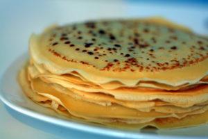 Pfannkuchen, oder Alles Geniale ist einfach